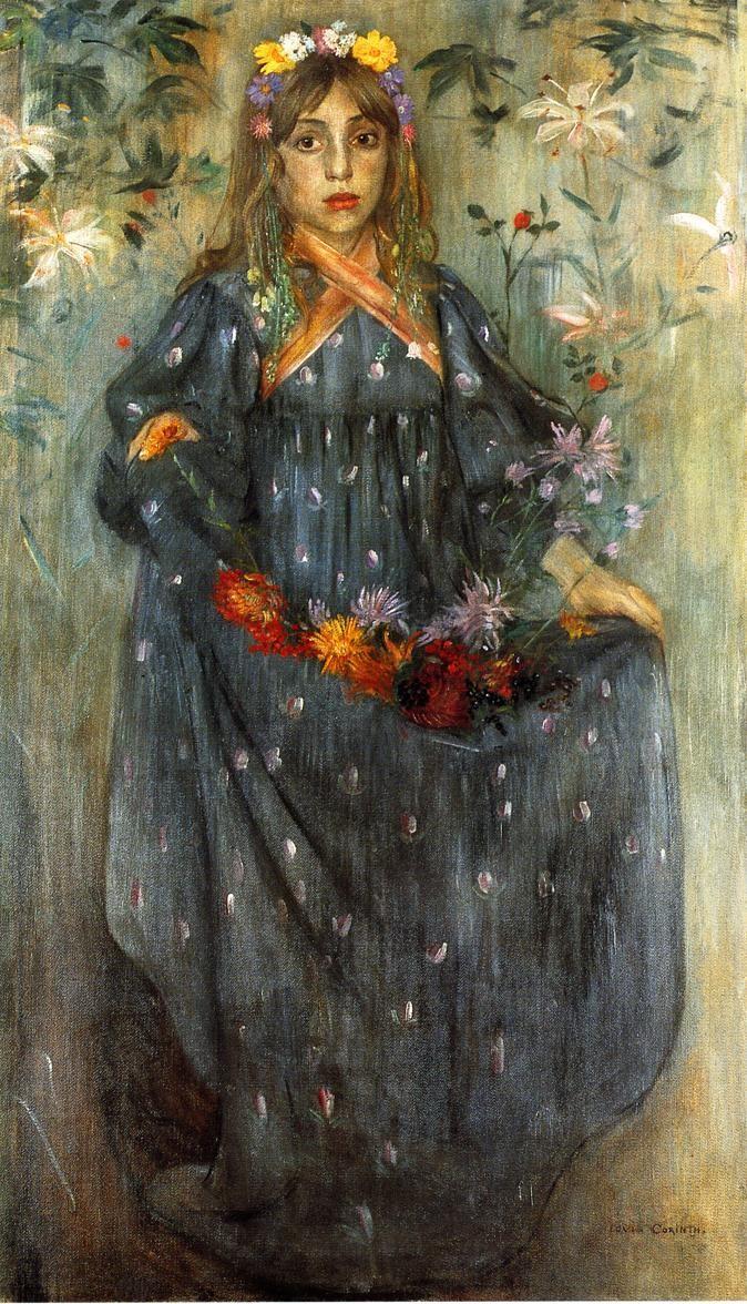 Autumn Flowers, 1895,1896, Lovis Corinth